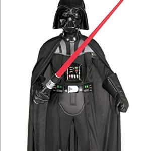 Darth Vadar Costume for kids — small